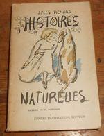 Histoires Naturelles. Jules Renard. 1941.. - Livres, BD, Revues
