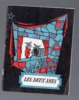 Paris : Programme THEATRE DES DEUX ANES 1953 (PPP9013) - Programs