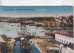 CONSTANTNOPLE. PANORAMA DE L'ARSENAL. CIRCA 1915.- BLEUP - Turkije