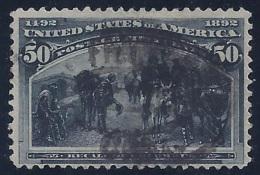 ESTADOS UNIDOS 1893 - Yvert #91 - 1847-99 General Issues