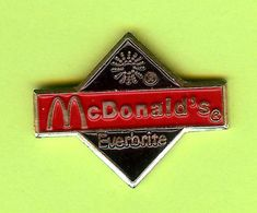 Pin's Mac Do McDonald's Everbrite - 8L02 - McDonald's