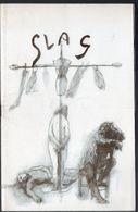 Paris : Programme THEATRE MICHEL : Slag ....avec Brigitte Fossey 1972 (PPP9018) - Programs