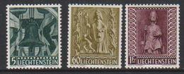 Liechtenstein 1959 Christmas 3v ** Mnh (39552G) - Liechtenstein