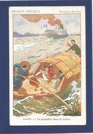GERVESE / SAÏGON / Messageries Maritimes / Le Paquebot Dans La Rivière. - Gervese, H.