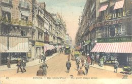 Rouen - Rue Grand-Pont - Rouen