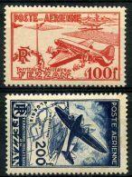 Fezzan (1948) PA N 4 + 5 * (Charniere) - Fezzan (1943-1951)