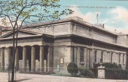 BATH  - LITERARY INSTITUTE AND MUSEUM - Bath