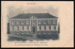 HAASDONK - HET KLOOSTER DER ZUSTERS DER H.KINDSHEID - Beveren-Waas