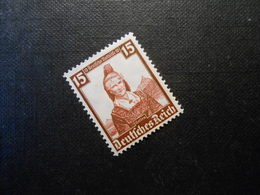 D.R.Mi 594*/MLH -1935 - Mi**25,00 € - Ongebruikt