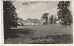 Rossignol , Chateau Et Grand Parc - Tintigny