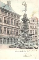 Antwerpen - Anvers - CPA - Le Brabo - Antwerpen