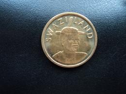 SWAZILAND : 1 LILANGENI  2011   KM 60 *   Non Circulé - Swaziland