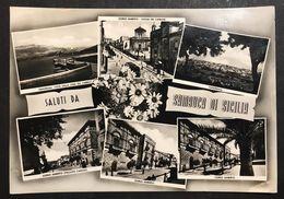 Saluti Da Sambuca Di Sicilia  VIAGGIATA 1959  COD.C.2016 - Agrigento