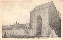 Stavelot - CPA - Dépendances De L'Ancienne Abbaye Bénédictine - Stavelot