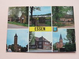 Groeten Uit ESSEN ( J.V.d.B. ) Anno 1976 ( Zie Foto ) ! - Essen