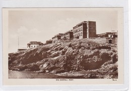 RAS BORADLI. ADEN. EGYPTIAN CIGARETTES FACTORY. M S LEHEM & CO. CIRCA 1920's. VOYAGE. YEMEN- BLEUP - Yemen