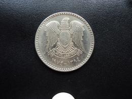 SYRIE : 1 POUND   1974 - 1394   KM 109     SUP+ - Syrie