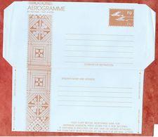 Ganzsache Aerogramme Fische, Ungebraucht (54549) - Fiji (1970-...)