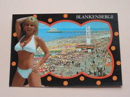 Groeten Uit Blankenberge ( Van Mieghem ) Anno 1979 ( Zie Foto ) ! - Blankenberge