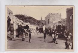 VIEW OF A STREET OF ADEN. PALLONJEE, DINSHAW & CO. CIRCA 1920's. YEMEN- BLEUP - Yemen