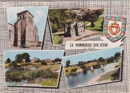 1U - 85 - La Pommeraie-sur-Sèvre - Vendée - Souvenir - Combier N° Lu 3 - Autres Communes