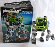 BOITE PLAYMOBIL FUTURE PLANET 5152 INCOMPLETE - Playmobil