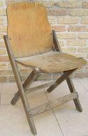 Chaise Pliante US WW2 - 1939-45