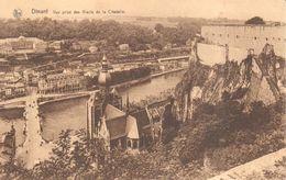 Dinant - CPA - Vue Prise Des Glacis De La Citadelle - Dinant