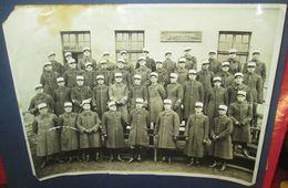 Photo Originale 18° Escadron D'Auto Mitrailleuses - Documents