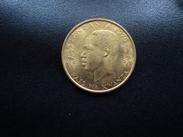 TANZANIE : 20 SENTI  1975   KM 2    Non Circulé - Tanzanie