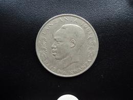 TANZANIE : 1 SHILINGI   1981   KM 4    TTB - Tanzanie