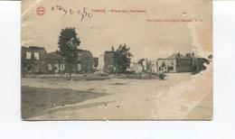CPA -  VONCQ - Place Des Terrières - état - - Andere Gemeenten