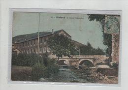 Riotord L'usine Colcombet - France