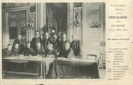 D-18-889 : LE HAVRE. CONGRES DE LA CROIX-BLANCHE. JUIN 1910. - Le Havre