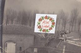 51 Fresnes Les Reims Marne Straße Fort Festung Fortifikation 1915 6.Armee Deutsche Soldaten 1.Weltkrieg - Reims