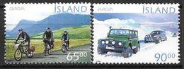 Islande 2004 N°994/995 Neufs** Europa Vacances - 1944-... Republik