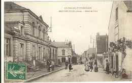 BRETONCELLES -  Hôtel De Ville 116 - France