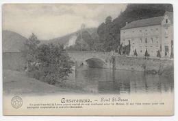 Anseremme - Pont St-Jean - Belgium