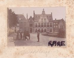 PHOTO ANCIENNE,1880,BELGIQUE,MIDDELBOURG,RARE - Places