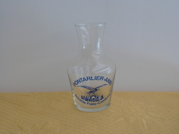 """Carafe """"PONTARLIER ANIS"""" Anisette Franc-Comtoise. - Other"""