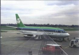 Aer Lingus Boeing B737 EI-BRC At Birmingham Airport - 1946-....: Era Moderna
