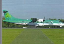 Aer Lingus ATR 72 EI-FCZ - 1946-....: Era Moderna