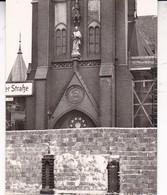 THE CHURCH OF RECONCILATION-BERLIN WALL PHOTO SIZE 9x7CM CIRCA 1965- BLEUP - Guerra, Militares
