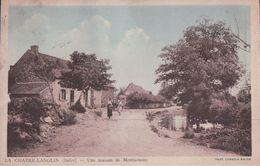 LA CHATRE-LANGLIN Une Maison De Montarnoux (1938) - France