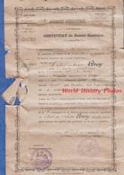 Document Ancien - EPINAL - Soldat Charles Victor LEROY , Né à Laval Sur Vologne , Vosges - 149e Régiment D'Infanterie - Documents