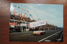 LE MANS LES 24 HEURS LA GRANDE EPREUVE INTERNATIONALE DE 1970 / PUB ESSO S.E.V MARSCHAL - Le Mans