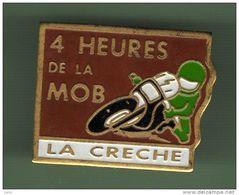 MOTO *** LA CRECHE - 4H DE LA MOB *** 0044 - Motos