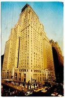 United States Modern Postcard Hotel New Yorker - New York City - Bars, Hotels & Restaurants