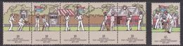 Australia ASC 684-689 1977 Cricket, Mint Never Hinged - 1966-79 Elizabeth II