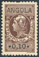 Angola ESTAMPILHA FISCAL * 0,10 * Revenue Tax Stempelmarke Portugal - Angola